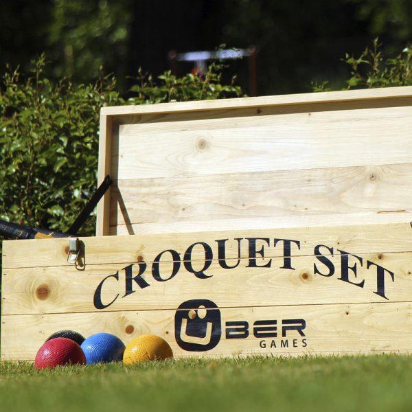 Uber Games Croquet Box
