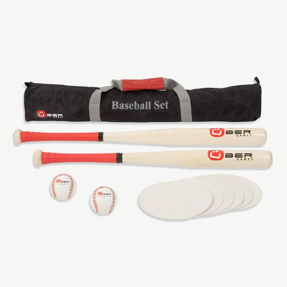 Uber Games Baseball Set