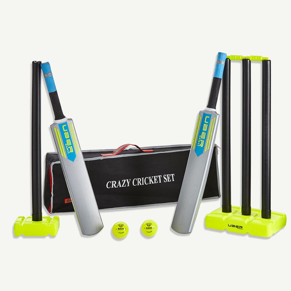 Uber Crazy Cricket Set