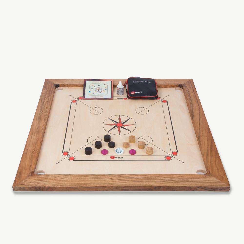 Uber Games Tournament Carrom Board